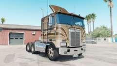 Kenworth K100E pale taupe для American Truck Simulator