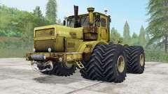Кировец К-700А варианты колёс для Farming Simulator 2017
