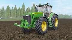 John Deere 8130-8530 для Farming Simulator 2017
