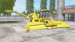 Ropa Maus 5 titanium yellow для Farming Simulator 2017