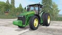 John Deere 8245R-8345R для Farming Simulator 2017