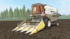 Fortschritt E 516 B dark tan для Farming Simulator 2017