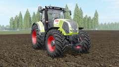 Claas Axion 810-850 для Farming Simulator 2017