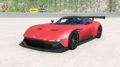 Aston Martin Vulcan 2015 для BeamNG Drive