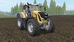 Fendt 927-939 Vario tulip tree для Farming Simulator 2017