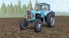 МТЗ-80 Беларус мягко-голубой окрас для Farming Simulator 2017