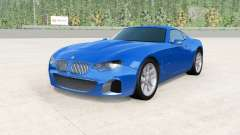 BMW M850i coupe (G15) replica v0.1 для BeamNG Drive