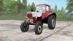 МТЗ-80 Беларус мягко-красный окҏас для Farming Simulator 2017