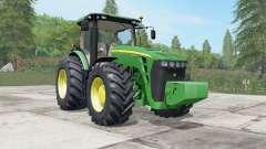 John Deeᶉe 8245R-8345R для Farming Simulator 2017