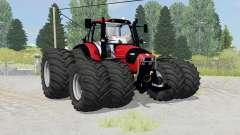 Hurlimann XL 130 twin wheels для Farming Simulator 2015