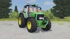 John Deere 6930 Premium dual wheel для Farming Simulator 2015