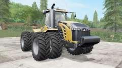 Challenger MT955E metallic gold для Farming Simulator 2017