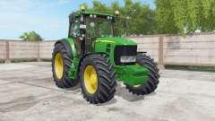 John Deere 7430&7530 для Farming Simulator 2017