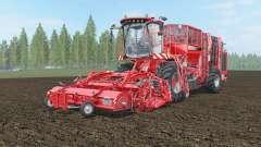 Holmer Terra Dos T4-30 deep carmine pink для Farming Simulator 2017