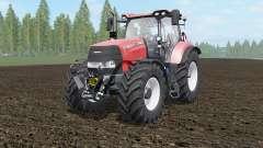 Case IH Puma 185-240 CVX carnation для Farming Simulator 2017