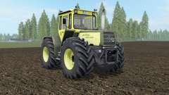 Mercedes-Benz Trac 1300&1500 Turbo для Farming Simulator 2017