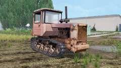 ДТ-75Н открывается дверь для Farming Simulator 2015