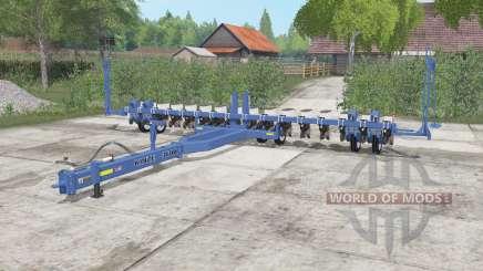 Kinze 3600 steel blue для Farming Simulator 2017