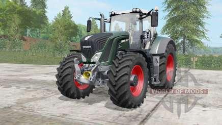 Fendt 930 Vario gable green для Farming Simulator 2017