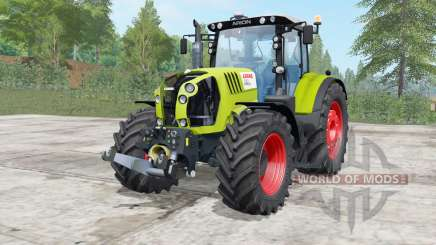 Claas Arion 530-650 для Farming Simulator 2017