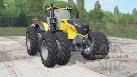 Challenger 1038-1050 gargoyle gas для Farming Simulator 2017