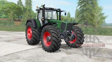 Fendt Favorit 816-824 Turboshift для Farming Simulator 2017