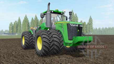 John Deere 9470R-9620R для Farming Simulator 2017