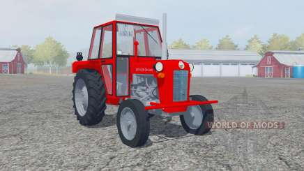 IMT 539 DeLuxe red для Farming Simulator 2013