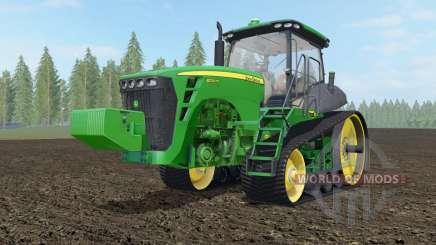 John Deere 8295RT-8345RT для Farming Simulator 2017