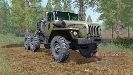 Урал-4420 полноприводный для Farming Simulator 2017