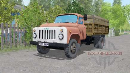 ГАЗ-САЗ-3507 1983 для Farming Simulator 2017