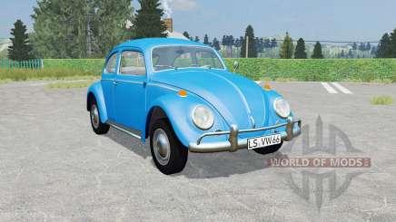 Volkswagen Beetle для Farming Simulator 2015