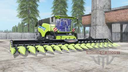 New Holland CR10.90 june bud для Farming Simulator 2017