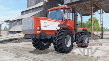 Слобожанец ХТА-220В выбор окраса для Farming Simulator 2017