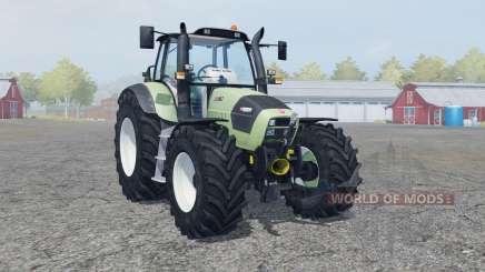 Hurlimann XL 165.7 для Farming Simulator 2013