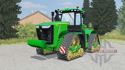 John Deere 9560RX dark pastel green для Farming Simulator 2015