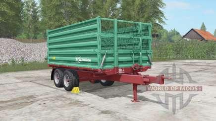 Farmtech TDK 900 paolo veronese green для Farming Simulator 2017