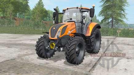 New Holland T5.120 Gᶏmling Edition для Farming Simulator 2017