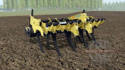 Alpego Super Craker KF-9 400 для Farming Simulator 2017