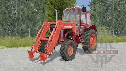 МТЗ-82 Беларус фронтальный погрузчик для Farming Simulator 2015
