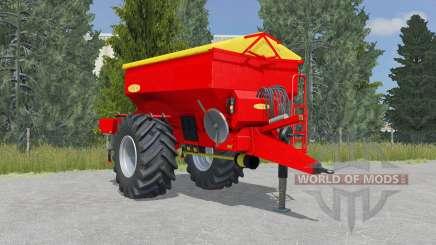 Bredal K105 vivid red для Farming Simulator 2015