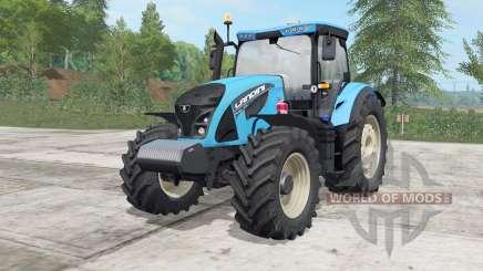 Landini 6-145〡6-175 для Farming Simulator 2017