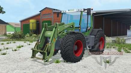 Fendt Xylon 524 1995 для Farming Simulator 2015
