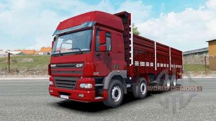 DAF CF85.530 8x4 Space Cab для Euro Truck Simulator 2