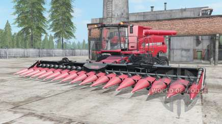 Case IH Axial-Flow 9230 deep cᶏrmine pink для Farming Simulator 2017