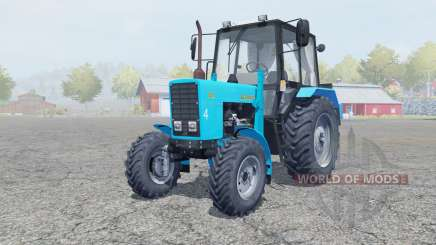 МТЗ-82.1 Беларус фронтальный погрузчик для Farming Simulator 2013