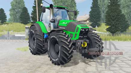 Deutz-Fahr 7250 TTV Agrotron для Farming Simulator 2015
