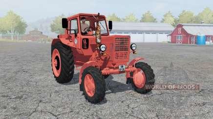 МТЗ-50 Беларусь мягко-красный окрас для Farming Simulator 2013