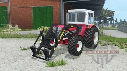 International 633 front loader для Farming Simulator 2015