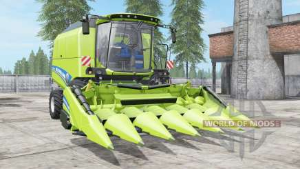 New Holland CR10.90 & TC5.90 для Farming Simulator 2017